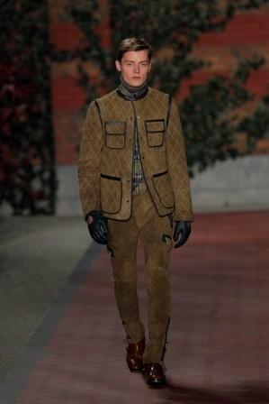 Неделя моды в NY. Tommy Hilfiger F/W 12/13. Изображение № 3.