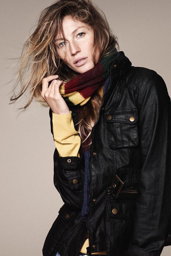 Кампания: Жизель Бундхен для Esprit. Изображение № 1.