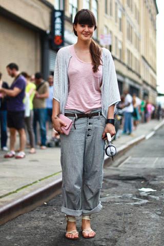 Street style изНью-Йорка. Изображение № 9.