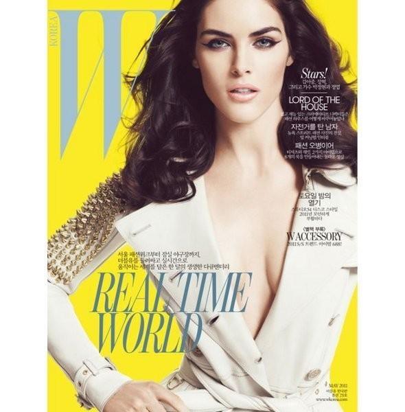 Изображение 7. Обложки: Elle, L'Officiel, W и другие.. Изображение № 4.