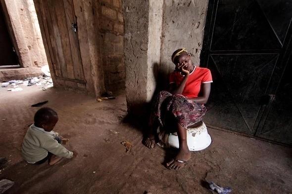 Изображение 7. Рыночные девушки из Ганы.. Изображение № 7.