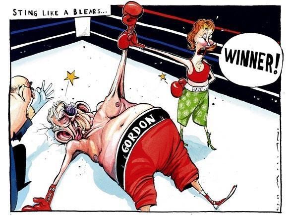 Политические карикатуры отMorten Morland. Изображение № 3.