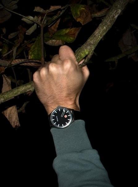 DEFAKTO – часы с одной стрелкой. Изображение № 3.