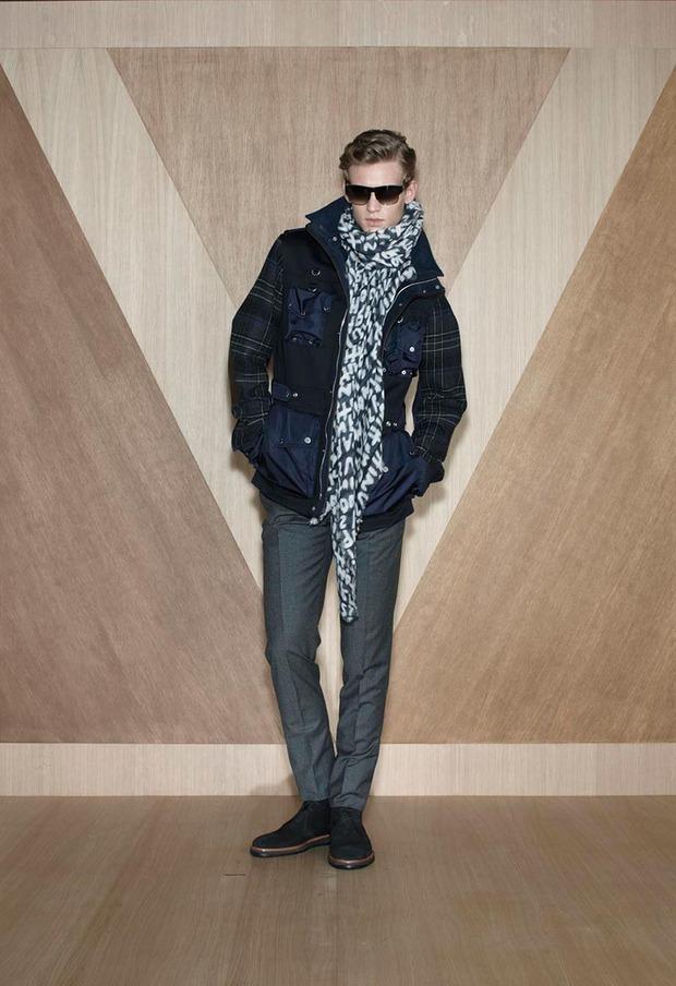 Мужские лукбуки Alexander McQueen, Comme des Garcons, Louis Vuitton и Club Monaco. Изображение № 52.