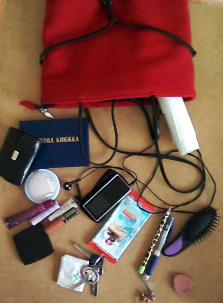 Look atMe: What's inyour bag?. Изображение № 27.