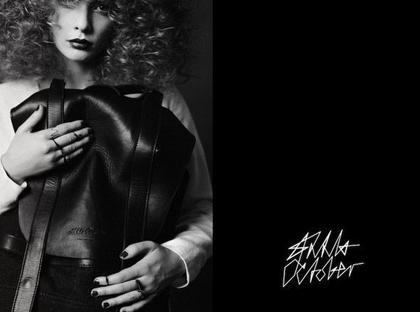 Капсульная коллекция бренда Anna October в Atelier 1. Изображение № 11.