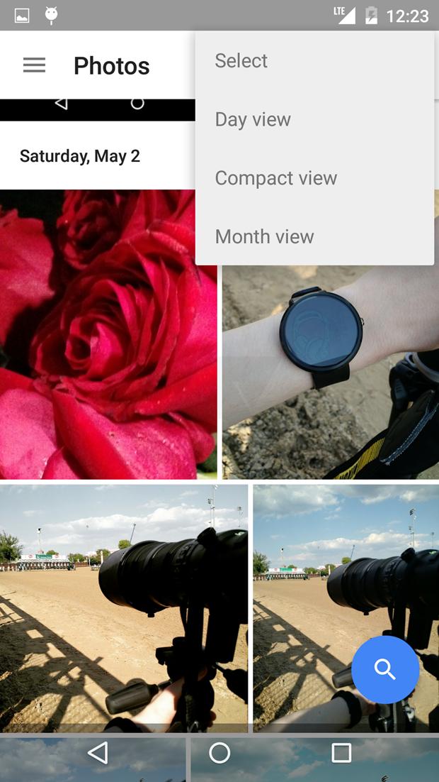 СМИ выложили скриншоты приложения Google для фотографий . Изображение № 15.