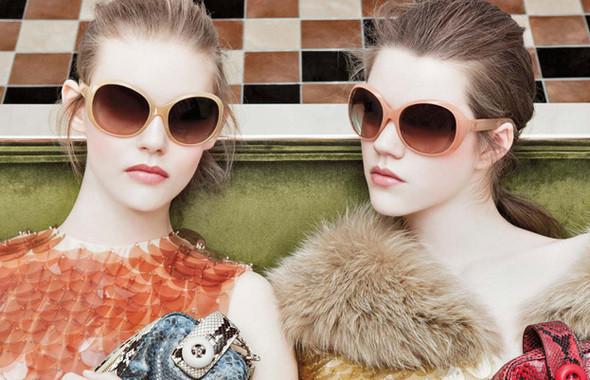 Изображение 2. Кампания: Prada FW 2011.. Изображение № 2.