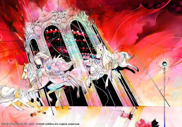 Ктоесть кто– искусство комиксов ииллюстрации вКитае. Изображение № 17.