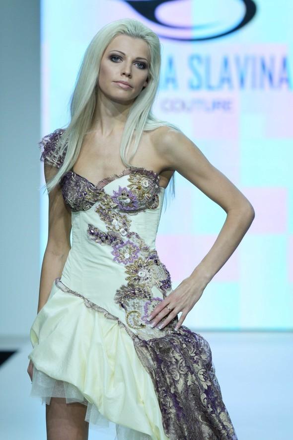 Показ коллекции «Флюиды» модного дома «Nadia Slavina». Изображение № 28.