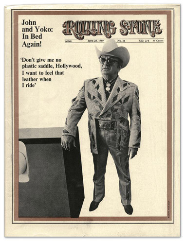 "Изображение 58. Выставка: Барон Уолмен ""The Rolling Stone Years"".. Изображение № 58."