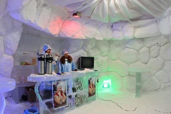 Ледяной отель. Изображение № 8.