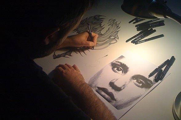 Gabriel Moreno. Глазами и руками. Изображение № 29.