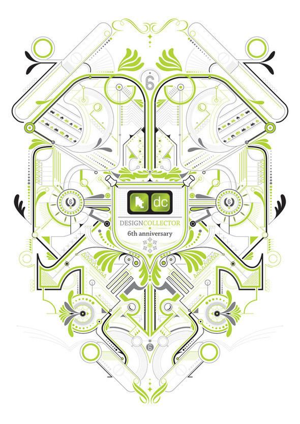 Designcollector Network 6 лет!!!. Изображение № 12.