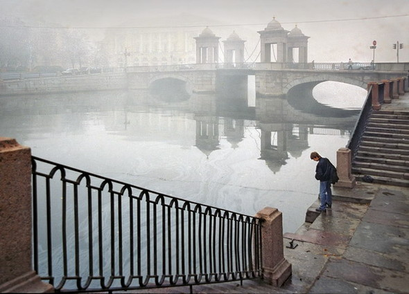 «Потрясающий город» Александра Петросяна. Изображение № 7.