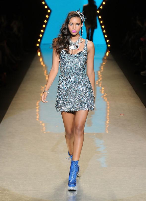 New York Fashion Week: Betsey Johnson Spring 2012. Изображение № 88.