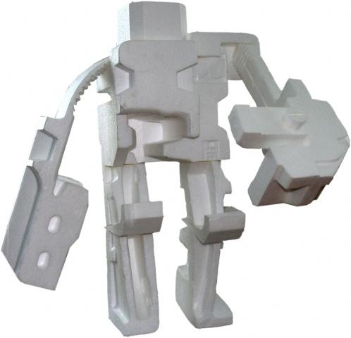 Роботы изпенопласта Майкла Салтона. Изображение № 6.