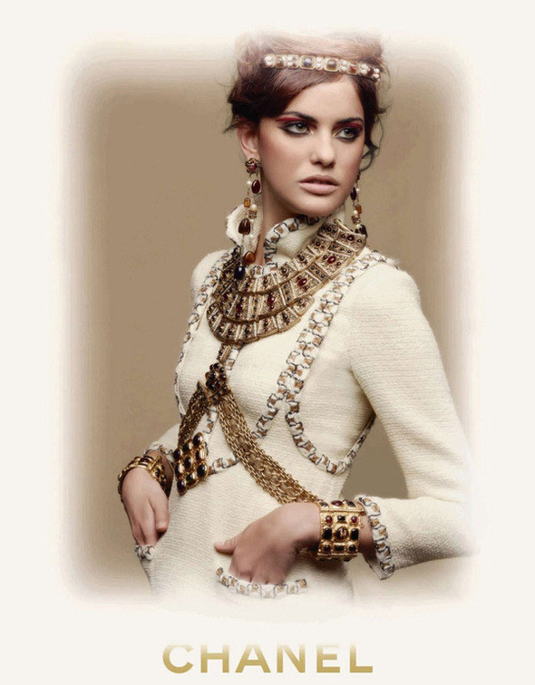 Изображение 4. Кампания: Chanel Pre-Fall 2011.. Изображение № 3.