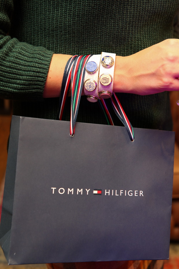 Tommy Hilfiger - Vogue Fashion's Night Out . Изображение № 22.