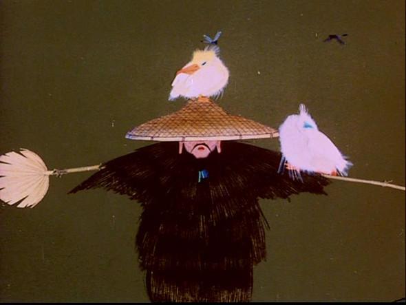 Классики китайской анимации: Три монаха. Изображение № 3.