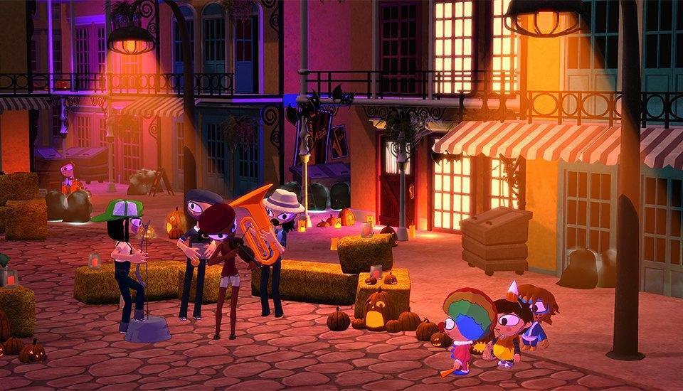 41 (!) видеоигра осени. Изображение № 16.