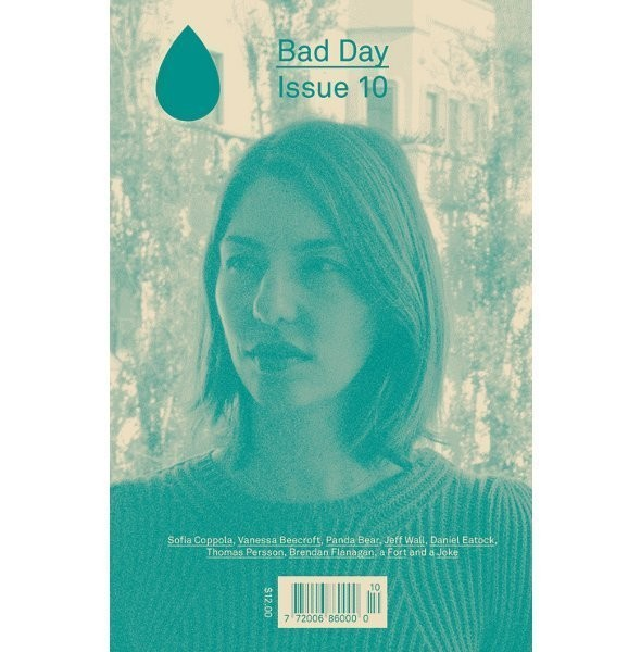 Изображение 5. Обложки: Bad Day, Vision, D и другие.. Изображение № 1.