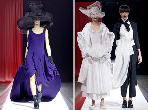 Показы Paris Fashion Week SS 2012: День 4. Изображение № 14.