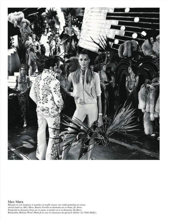 Съёмка: Дарья Вербова для французского Vogue. Изображение № 63.