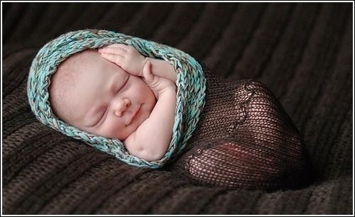 Tracy Raver – фотограф новорожденных. Изображение № 6.