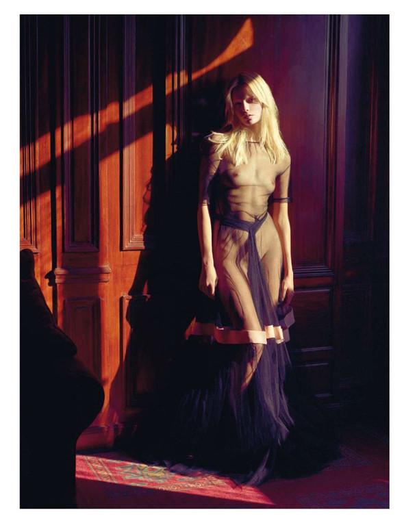Съемки: Vogue, Numero, Tush и другие. Изображение №1.