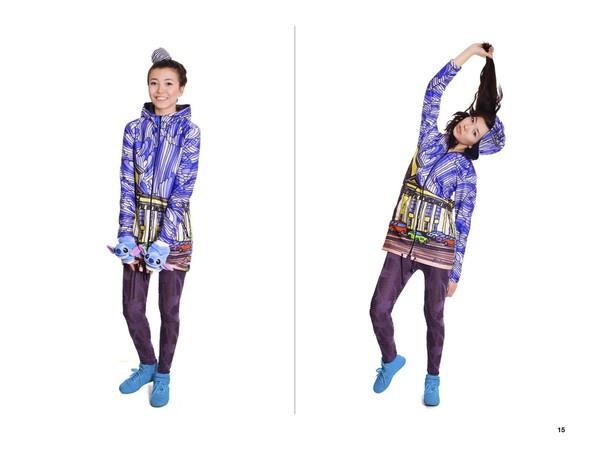 ENA - московский дизайнер молодёжной марки IY & Ena. Изображение № 27.