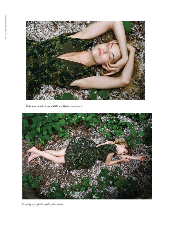 Стоп-кадр: Новые съемки Love, Russh, Vogue и V. Изображение № 53.