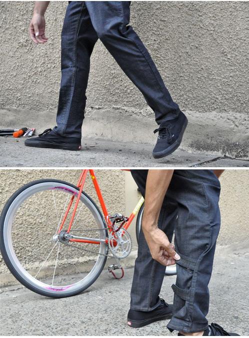 Osloh Bicycle Jeans. Изображение № 3.