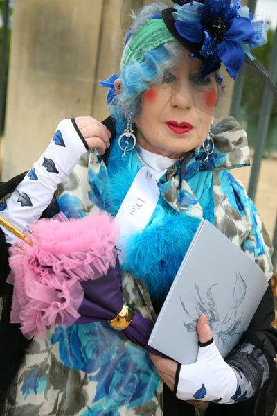 Анна Пьяджи. Модный гардероб. Изображение № 12.