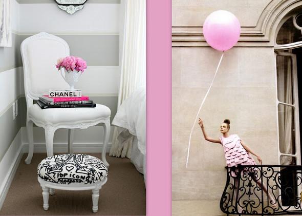 Розовый и серый. Изображение № 1.