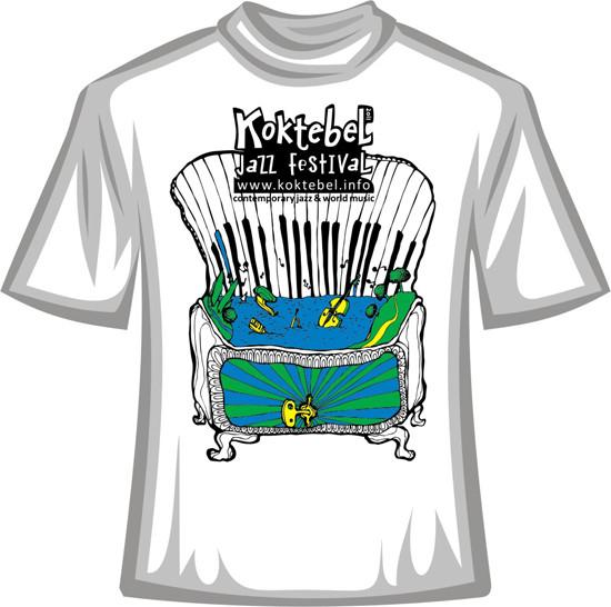 Изображение 85. Кастинг принтов для футболок SEKTA: Koktebel Jazz Fest.. Изображение № 85.