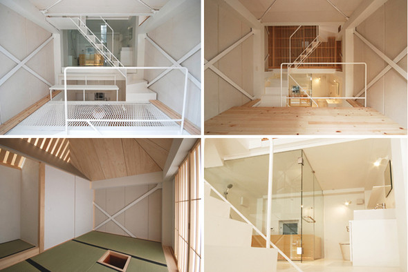 Atelier Bow-Wow. Масштаб маленького дома.. Изображение № 11.