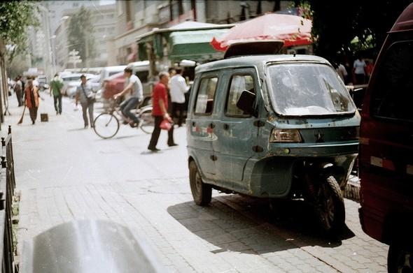 Автостопом до Китая. Изображение № 21.