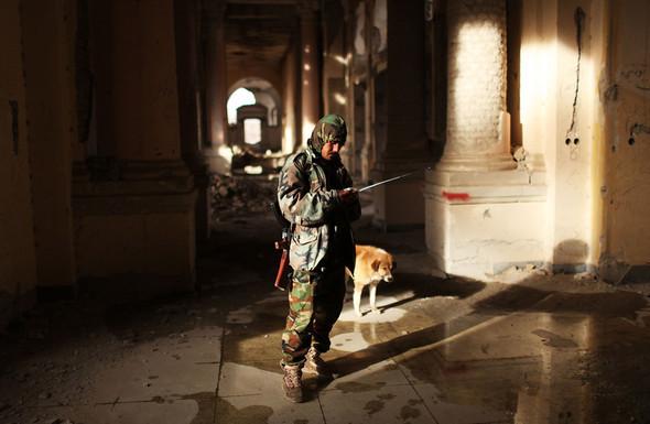 Афганистан. Военная фотография. Изображение № 210.