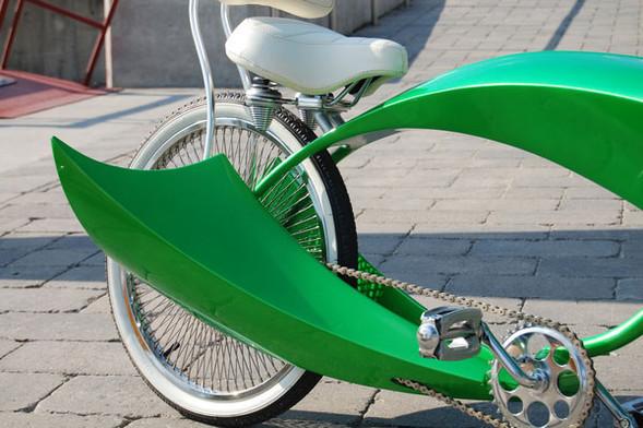 Невероятные велосипеды Джейсона Баттерсби. Изображение № 7.