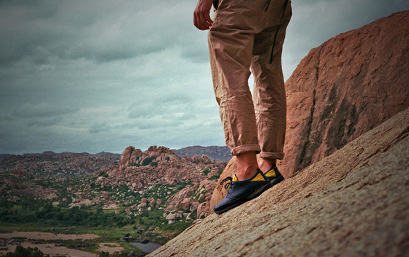 Обувь для путешествий Volta Strada. Изображение № 1.