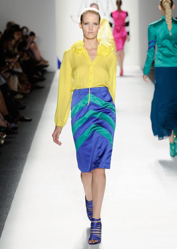 New York Fashion Week Spring 2012: День третий. Изображение № 32.