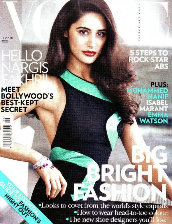 Обложки Vogue: Бразилия, Индия и Япония. Изображение № 3.