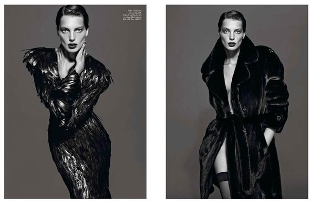 Новые съемки Dazed & Confused, Vogue, i-D и W Magazine. Изображение № 30.