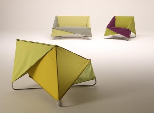 Мебель-«оригами» от Biesse. Изображение № 1.