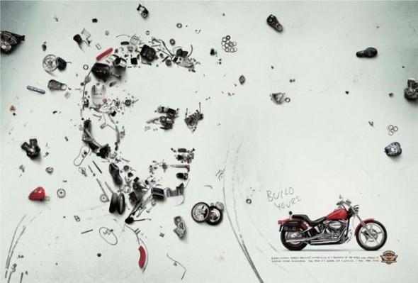 Harley Davidson: реклама легенды. Изображение № 26.