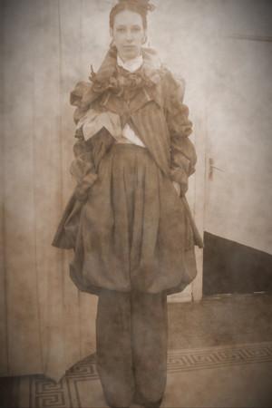Пресс-релиз: YEZ by YEGORZAITSEV FW 2012/13. Изображение № 1.