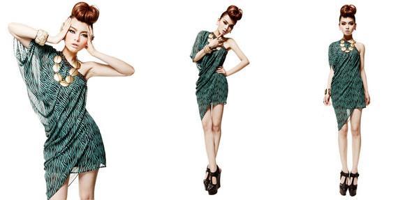 Платье - 3800. Изображение № 21.