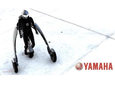 Yamaha сделала Segway настеройдах (Deus ExMachina). Изображение № 2.