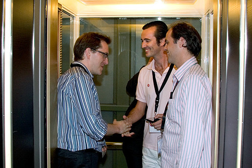 Elevator Pitch is the way to be rich!. Изображение № 1.